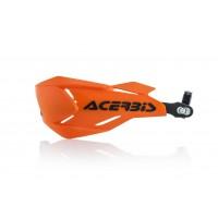 Захист рук Acerbis HANDGUARDS X-FACTORY помаранчевий/чорний