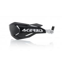 Захист рук Acerbis HANDGUARDS X-FACTORY чорний/білий