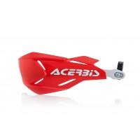 Захист рук Acerbis HANDGUARDS X-FACTORY червоний/білий