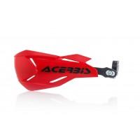 Захист рук Acerbis HANDGUARDS X-FACTORY червоний/чорний