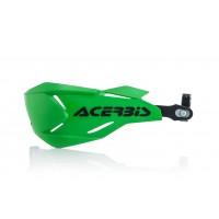 Захист рук Acerbis HANDGUARDS X-FACTORY зелений/чорний