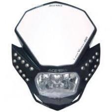 Передня фара LED VISION HEADLIGHT чорний