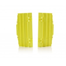 Захист радіатора Acerbis  RADIATOR  LOUVERS KTM, HUSQVARNA 16-18, enduro 19 жовтий
