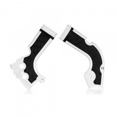 Захист рами ACERBIS X-GRIP HONDA CRF 250 R 14-17 450 R 13-16  білий