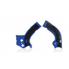 Захист рами ACERBIS X-GRIP YZF 250-450 14-15 WRF 250 15-18 синій