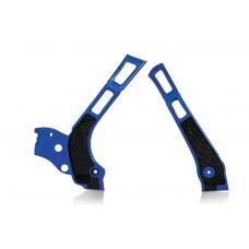 Захист рами ACERBIS X-GRIP YAMAHA WR 250 2T YZ 125/250 06-18 синій