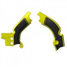 Захист рами Acerbis FRAME PROTECTOR X-GRIP SUZUKI RMZ 450 08-17 жовтий-чорний