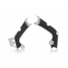 Захист рами Acerbis  X-GRIP CRF450R 17-18, CRF250 18-19 білий