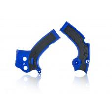Захист рами ACERBIS X-GRIP YAMAHA YZF 450/250 WRF 450 16-18 синій