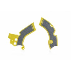 Захист рами ACERBIS X-GRIP SUZUKI RM-Z 250 10-18 жовтий/сірий