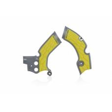Захист рами ACERBIS X-GRIP SUZUKI RM-Z 250 10-18 сірий/жовтий