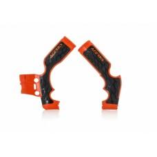 Захист рами Acerbis  X-GRIP Frameprotector KTM SX 65 14-19, HVA SX65 15-19 помаранчевий