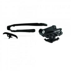 Комплект ловушка+слайдер ACERBIS  SX, SXF 16-19 чорний