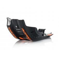 Захист мотора ACERBIS SKID PLATE HUSQVARNA/KTM чорний