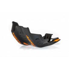 Захист мотора ACERBIS SKID PLATE KTM EXC-F 450-500 17-18 чорний