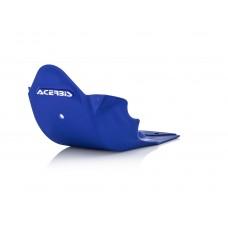 Захист мотора Acerbis SKID PLATE YAMAHA YZF 450 18-19, YZF250 19 синій