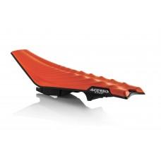 Сидіння ACERBIS X-SEAT KTM SX-SXF 16-18 SOFT помаранчевий