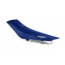 X-SEATS - SOFT - YAMAHA YZF250 14-18, YZF450 14-17, WRF250 15-19, WRF450 16-18 синій