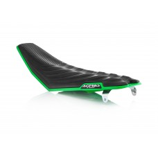 Сидіння Acerbis  X-SEATS SOFT KAWASAKI KXF 250 17-19, 450 16-18 чорний