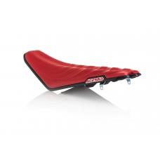 Сидіння ACERBIS X-SEAT HONDA CRF 250-450 17-18 SOFTчервоний