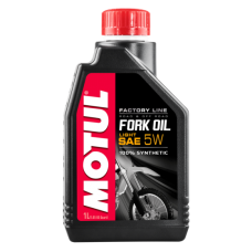 Масло MOTUL FORK OIL FACTORY LINE 5W