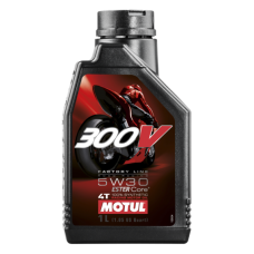 Масло MOTUL 300V FACTORY LINE ROAD RACING 5W30 1L