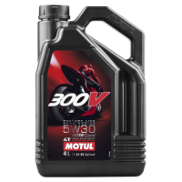 Масло MOTUL 300V FACTORY LINE ROAD RACING 5W30 4L