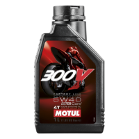 Масло MOTUL 300V FACTORY LINE ROAD RACING 5W40 1L