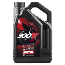 Масло MOTUL 300V FACTORY LINE ROAD RACING 15W50 4L