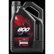 Масло MOTUL 800 FACTORY LINE OFF ROAD 4L