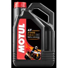Масло MOTUL 7100 4T 5W40 4L