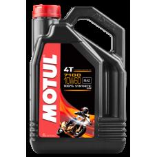 Масло MOTUL 7100 4T 10W60 4L