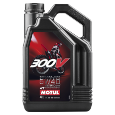 Масло MOTUL 300V FACTORY LINE OFF ROAD 5W40 4L
