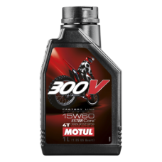 Масло MOTUL 300V FACTORY LINE OFF ROAD 15W60 1L
