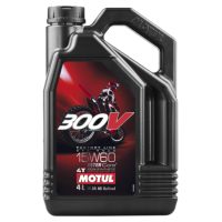 Масло MOTUL 300V FACTORY LINE OFF ROAD 15W60 4L