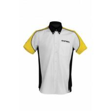 Сорочка ACERBIS RACING білий/чорний