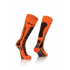 Носки ACERBIS MX PRO чорний-оранжевий