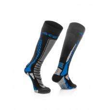 Носки ACERBIS MX PRO чорний/синій