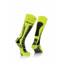 Носки ACERBIS MX PRO чорний/жовтий