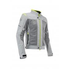 Куртка ACERBIS MY VENTED 2.0 сірий-жовтий